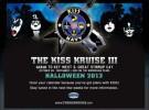 Kiss anuncian el tercer crucero del grupo para 2013