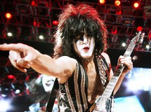 "Paul Stanley opina sobre ""The Foxman"" y ""The Ankh Warrior"""