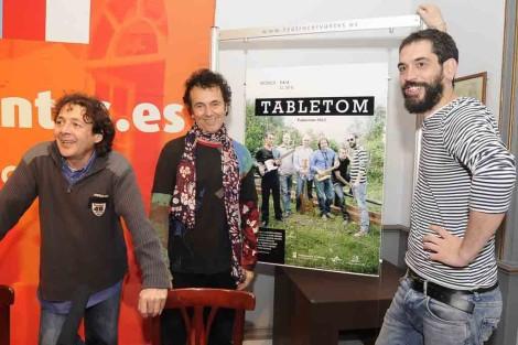 Tabletom, entrevista en exclusiva para Miusyk (y II)