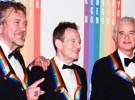 Obama premia a Led Zeppelin por su contribución a la música