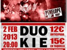 Duo Kie asaltarán Madrid la próxima semana