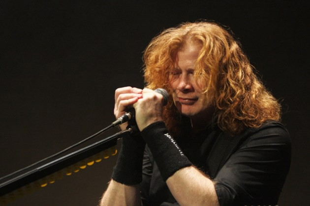 Mustaine opina sobre Hardwired…to self-destruct de Metallica