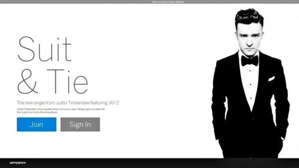 Nuevo MySpace
