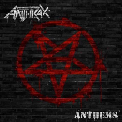 """Anthrax ultiman su disco de versiones, """"Anthem"""" (Rush) en streaming"""