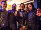 Miembros de Slayer, Exodus y Amen se unen en un nuevo proyecto