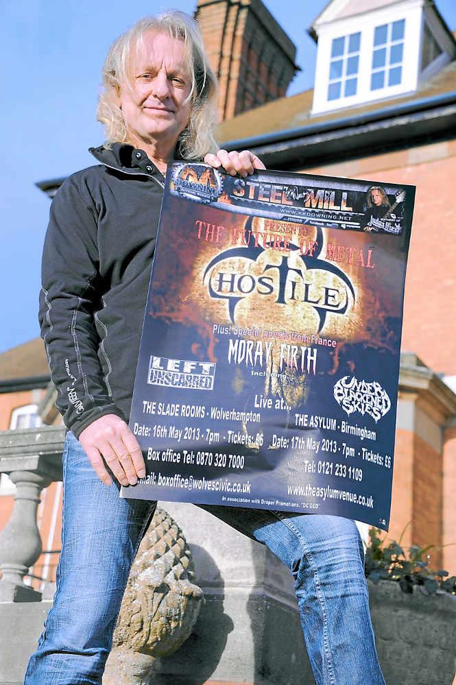 """Rob Halford: """"K.K. Downing podría acompañarnos en la entrada en el HOF del rock"""""""
