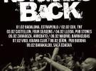 No turning back, comienza su gira por España