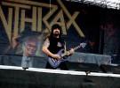 Rob Caggiano abandona Anthrax, comunicado del grupo