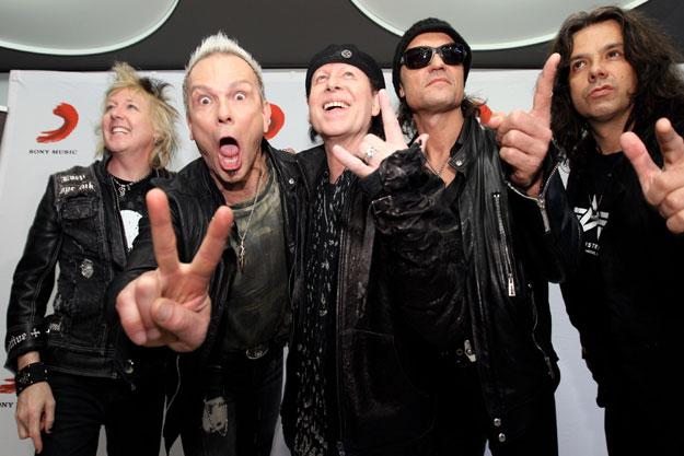 Scorpions, demasiada diversión para retirarse de la música