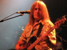 Trevor Bolder, Uriah Heep, y su lucha contra el cáncer