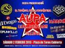 Aupa Lumbreiras 2013, fiesta de presentación hoy en Villena
