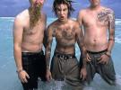 Blink 182, problemas con Travis Barker en el Soundwave