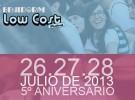 Low Cost Festival 2013 se celebrará entre el 26 y el 28 de julio en Benidorm