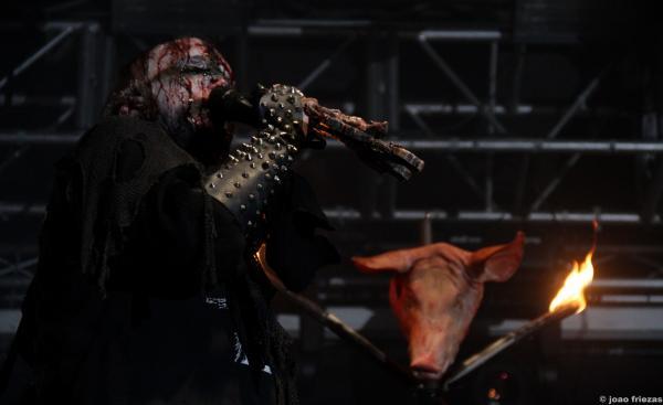 Mayhem comentan el black metal cruising, su nuevo disco y la piratería musical