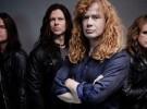 """Megadeth tienen ideas """"muy heavies"""" para su próximo disco"""