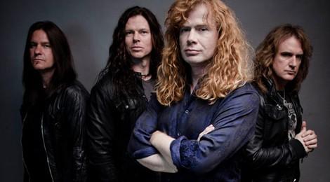 """Megadeth editarán """"Super Collider"""" en junio"""