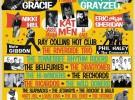 Screamin Festival 2013, del tres al nueve de junio en Calella (Barcelona)