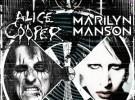 Alice Cooper y Marilyn Manson se unen para una gira conjunta