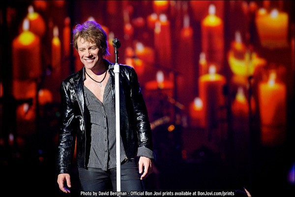 Bon Jovi Tampa directo
