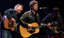 Damon Albarn y Noel Gallagher