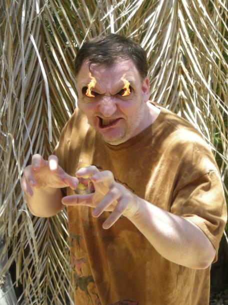 Derek Riggs, dibujante de Eddie de Iron Maiden, comenta su trabajo