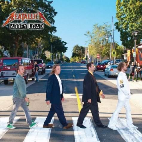"""Beatallica editan """"Abbey Load"""" su nuevo disco de estudio"""