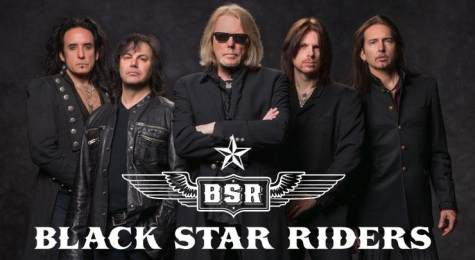 Black Star Riders editarán su disco en mayo