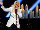 Christina Aguilera registra «Waves», su nuevo tema