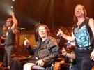 Clive Burr, exbatería de Iron Maiden, fallece a los 56 años