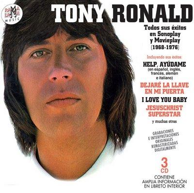 Tony Ronald fallece a los 72 años