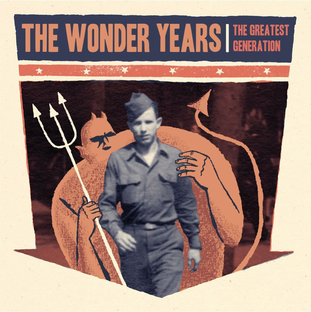"The Wonder Years editan ""The Greatest Generation"""