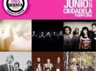 Primeros confirmados para el Tres Sesenta Festival de Pamplona