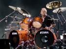 """Lars Ulrich: """"Ahora me centro más en el ritmo de las canciones"""""""