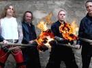 Lujuria actuarán el 13 de abril en Segovia, arranca su gira por España