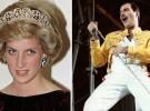 Freddie Mercury y Lady Di y su visita a un pub de Londres