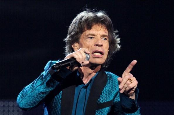 """Mick Jagger, Katy Perry y su """"relación"""" hace doce años"""