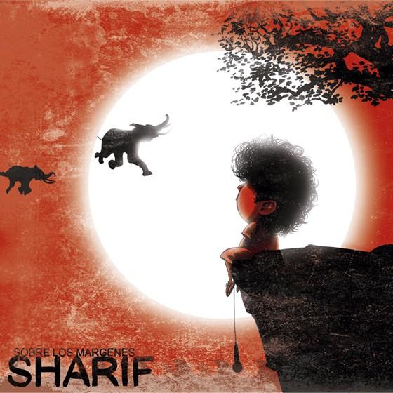 Sharif Sobre los márgenes portada