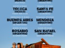 Amaral, gira por Hispanoamérica en junio