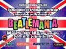 Beatlemania, junio en Barcelona y julio en Madrid
