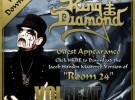 Volbeat cuelgan, en descarga directa, la canción que grabaron con King Diamond