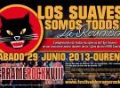 Los Suaves reunirán a miembros del grupo en su concierto especial en Ourense