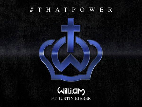 """Will.i.am y Justin Bieber, juntos en el vídeo de """"That power"""""""