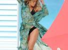 Jennifer Lopez y Pitbull filman el vídeo de «Live it up»
