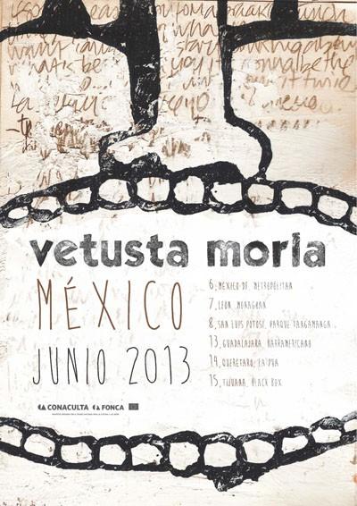 Vetusta Morla ofrecerán seis conciertos en México en junio y… ¡ya piensan en su tercer disco!