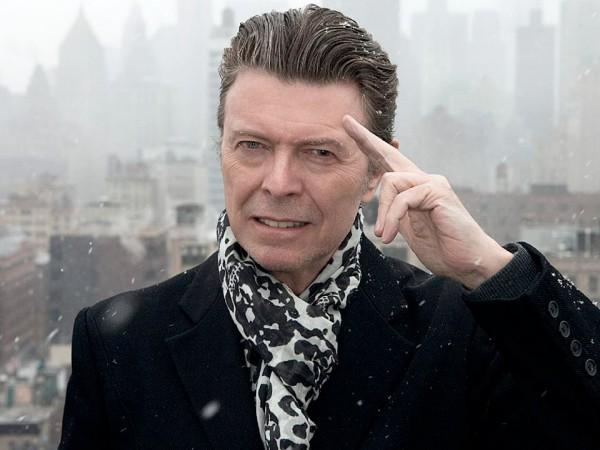 David Bowie confirma que está grabando un nuevo disco