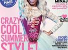 Nicki Minaj, portada de Teen Vogue