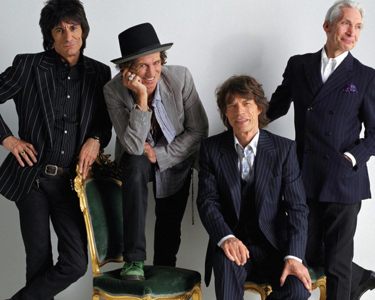 The Rolling Stones, sin privilegios en el Glastonbury festival