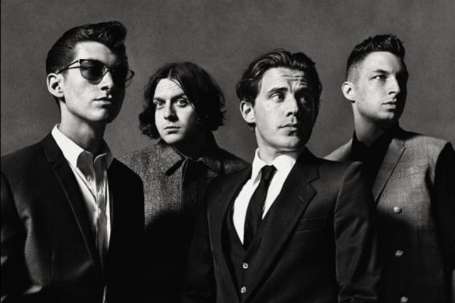 Arctic Monkeys promo AM 2013