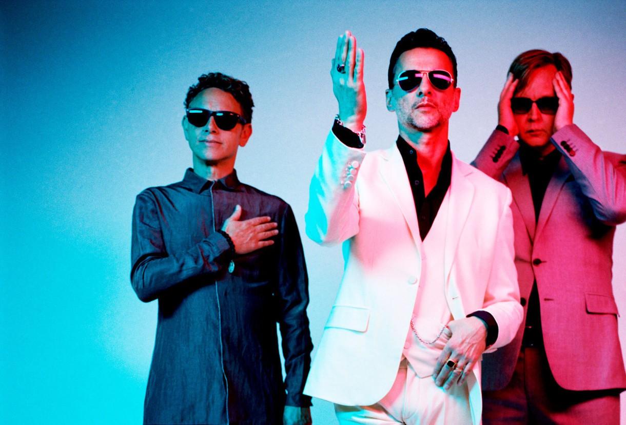 Depeche Mode estrenarán Delta Machine en directo el próximo 24 de marzo