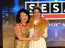 Luz Casal gana el SESAC Latina Icon Award